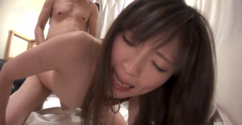 Sara Yurikawa doggy style fuck