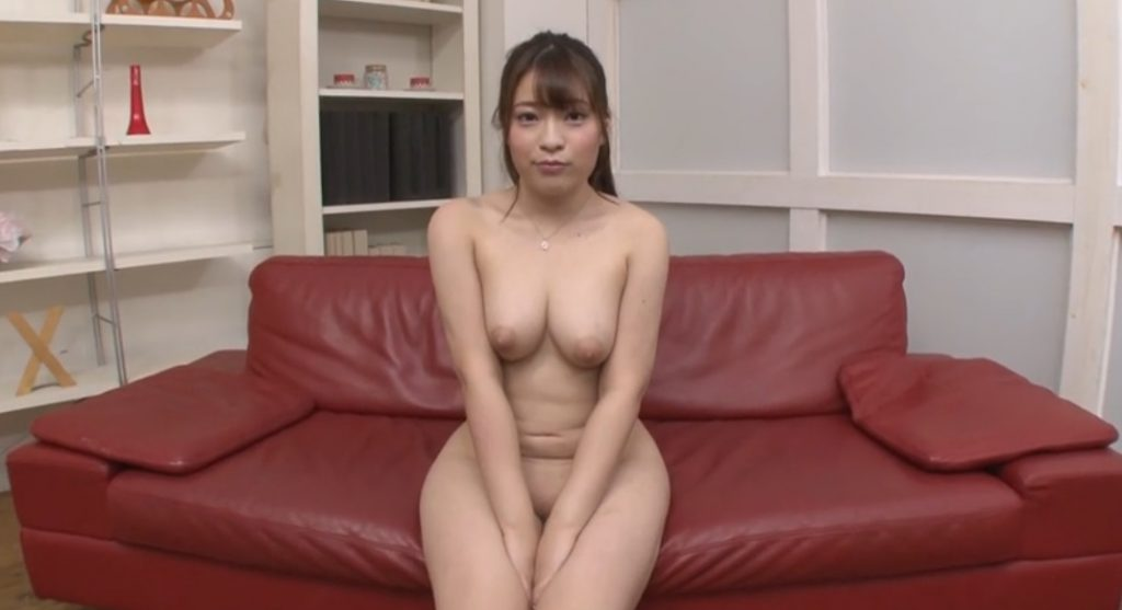 Yuumi Kamiya's naked body