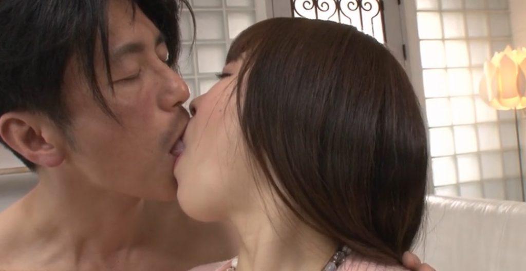 Meirin has kiss