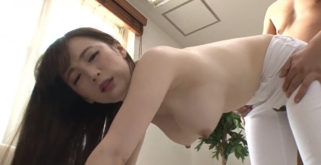 Mika Sumire gets fucked by doggy position