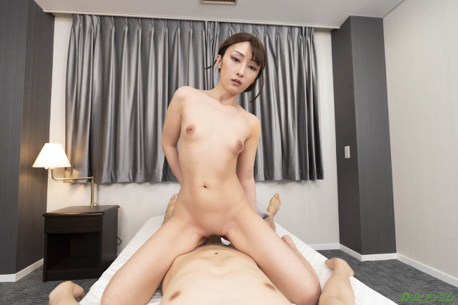 Reika Kudo gets fucked by cowgirl position